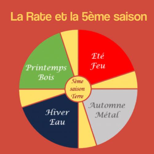 L'énergie de la Rate et la 5ème saison
